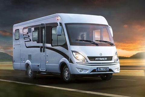Campers, caravans, vouwwagens te koop, Hymer deals