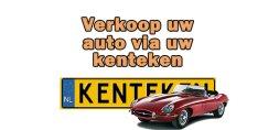 Verkoop uw auto via uw kenteken